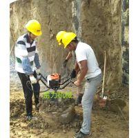 螺旋钻孔机桩芯清泥土的专业设备