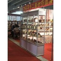 广州优质高档展柜厂家批发 会场饰品展柜制作 展览服务