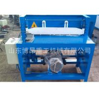 小型电动剪板机 电动切板机1.8mmx1.3米--2.6米裁板机 博昂剪板机