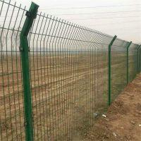 绿色围栏网 高速护栏网 道路隔离护栏厂家