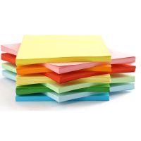 正方形多能手工折纸 制作材料儿童幼儿园A4彩纸 千纸鹤艺术纸