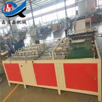 山东编织袋生产厂家 编织袋制袋机厂家 编织袋自动切缝一体机