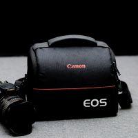 厂家直销新款佳能单反相机包耐磨单肩摄影包防震收纳包可OEM贴牌