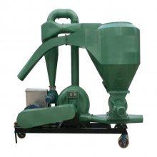 散装水泥装罐车吸料机 风力高扬程装车机 长距离软管式吸料机