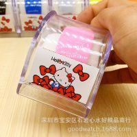 Hellokitty饰品盒韩版手表盒包装盒 品牌手表盒 正品手表盒子