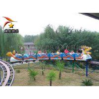 天津童星滑行龙厂家热卖公园儿童新型游乐设备价格