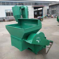 花生秧草粉粉碎机自动进料粉碎机价格大型草面子机械