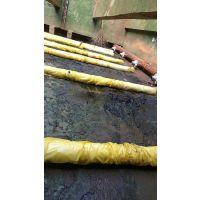 河南省进口聚乙烯微孔曝气装置、进口HDPE曝气管、管式微孔曝气器