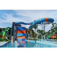 广州沁浪供应大型游乐设备,水上乐园设备,冲天回旋滑梯