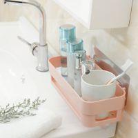置物架免打孔三角厨房卫生间小迷你用品用具架子浴室收纳拐角厕所