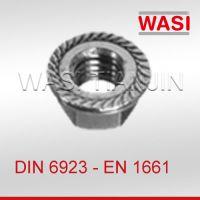 DIN6923六角法兰螺母