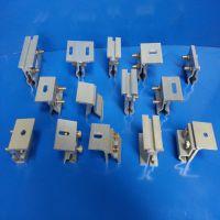 铝合金挂件配件液压冲剪机 防风夹具数控液压冲剪机鸿鲲