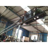 专业生产管链输送机批发价新品 车间送料机台湾