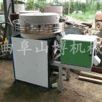 山博制造现磨先卖豆浆石磨机 上手快环保节能多型号电动面粉石磨