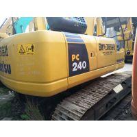 小松中型9成新PC240-8履带式挖掘机