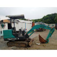 微型28挖掘机实用不贵玉柴20-8挖掘机耐用型强