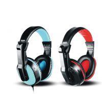 今唛电脑耳机头戴台式PC大耳罩游戏电竞耳麦网吧带麦克风话筒舒适