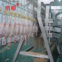 年杀5000万只鸭屠宰生产线 明顺机械提供方案设计