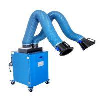 焊接烟尘净化器 移动式焊烟净化器 单臂双臂焊烟净化器  焊烟机