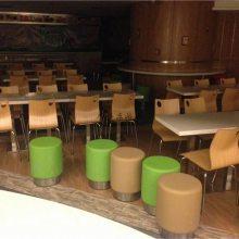 眉山快餐厅家具,中式自选快餐店桌子椅子哪里买
