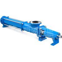 恒盛泵业无脉动G型单螺杆泵