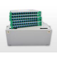 72芯ODF光纤配线架 72口ODF单元框 可选配盘 定制 免费印LOGO