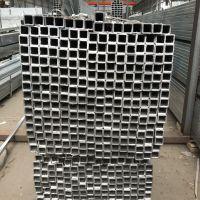 厂家直销10*10*0.8mm薄壁方管 家具管 幕墙热镀锌方管 批发价