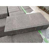 郑州透水砖厂 混凝土透水砖 柚黄水泥砖 广场砖