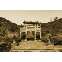 广州祠堂、寺庙石牌坊的建造意义和历史作用