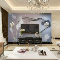 定做电视背景墙纸3d大型无缝壁画整张客厅卧室壁纸墙布环保定制