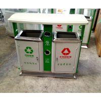 户外优质垃圾桶 模压盖子果皮桶 都江堰旅游区垃圾箱 漂亮的户外垃圾桶