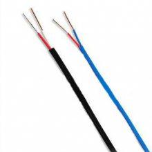 安徽长峰KX-HS-FV105P1氟塑料绝缘对绞镀锡铜丝编织总屏蔽耐热105℃聚氯乙烯护套精密级K分