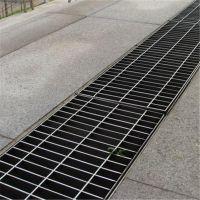 沟盖钢格板 复合钢格板 钢格栅安装