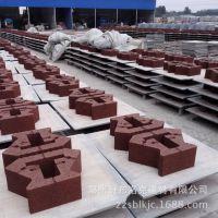 阿里认证 厂家直销 干垒式挡土块 砌块 规格 颜色 挡土墙