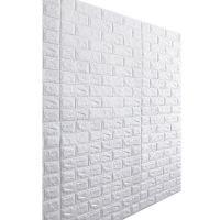 3d立体墙贴防水客厅背景墙自粘墙纸壁纸宿舍翻新贴卧室软包泡沫贴