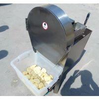 思路现货供应萝卜切片切丝机红薯切片切丝机料斗式