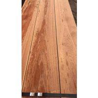 克隆木 流美木业 户外定尺加工 木栈道