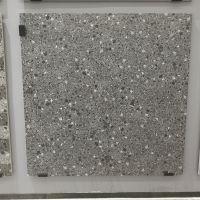 颗粒哑光灰色瓷砖耐磨砖60x60cm 水磨石防滑地砖釉面砖60*60cm