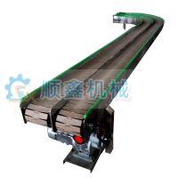 顺鑫供应S-12-21型金属板链式输送机