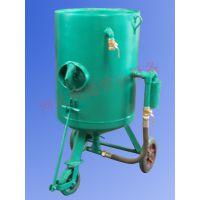 新乡22kw螺杆空压机喷砂机,直径600储气罐