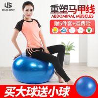 伊嵩瑜伽球加厚防爆初学者孕妇分娩助产平衡球儿童健身球