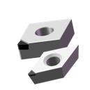 加工硬质合金材料-华菱专用加工硬质合金的PCBN,PCD刀具