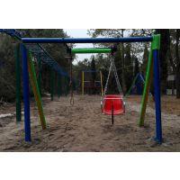 吊桩组合儿童户外体能乐园 平衡木