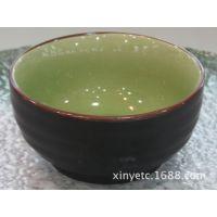 """5.5""""日本碗 陶瓷餐具创意冰裂釉碗日韩式个性面碗 汤碗微波炉饭碗"""