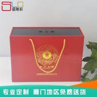 精美手提瓦楞纸盒定做 包装彩盒印刷厂家 胶印食品瓦楞彩色包装盒