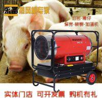 重庆荣昌崽猪补温机DHC40合川苗猪升温保育热风炉现货批发