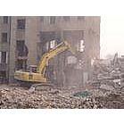 倒闭工厂房屋拆除厂房拆迁钢铁结构厂棚拆除工程物资回收