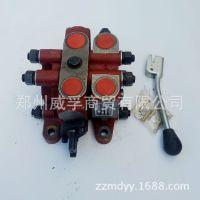 多路阀ZL/DL15.1-1O杆复位 半挂侧翻15控制阀 15分配器