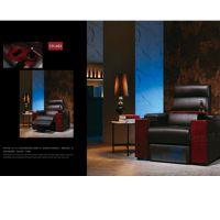 皮制VIP家庭影院组合电动功能沙发,现代风格豪华头等舱真皮沙发厂家直销