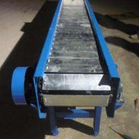 链板输送机cad图纸加厚 金属链板输送机型号制造厂家瑞安